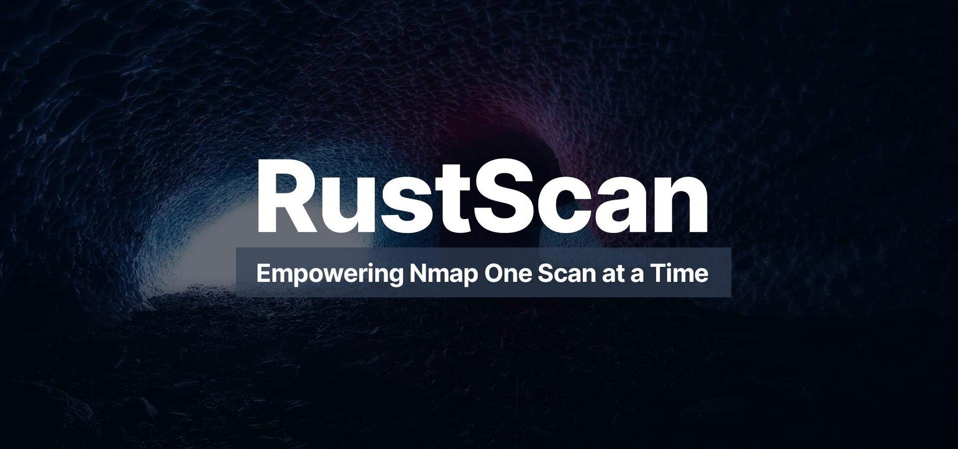 RustScan: Empowering Nmap One Scan at a Time.