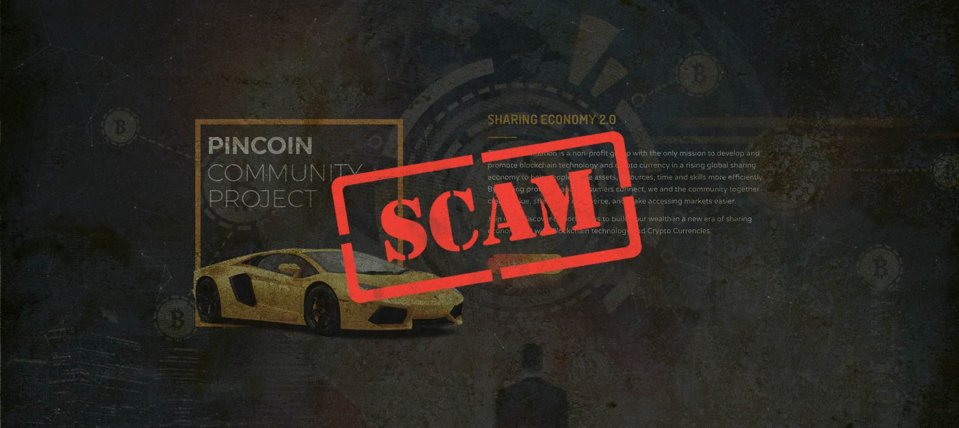 Pincoin io: The $660 Million Scam ICO Business