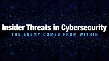 Insider Threats in Cybersecurity: The Enemy Comes From Within