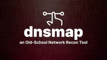 dnsmap: an Old-School Network Recon Tool