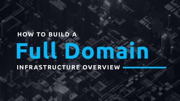 Domain Profiler: How to build a full domain infrastructure overview