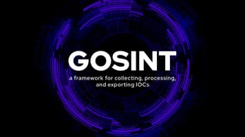 GOSINT: A Framework for Collecting, Processing, and Exporting Indicators of Compromise (IoC)