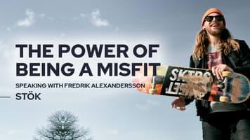 The Power of Being a Misfit: Speaking with Fredrik Alexandersson STÖK