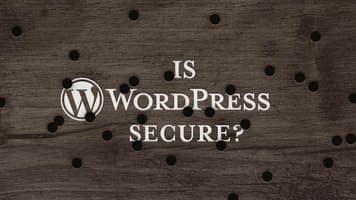 Is WordPress Secure?