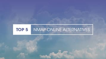 Top 5 Nmap Online Alternatives
