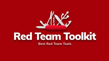 Top 30+ Most Popular Red Team Tools