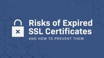 Risks of Expired SSL Certificates