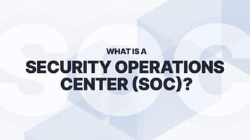What is a Security Operations Center (SOC)?