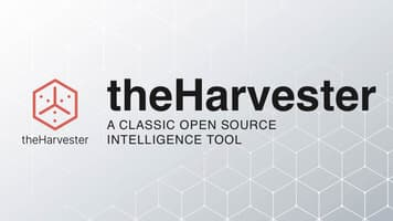 theHarvester: a Classic Open Source Intelligence Tool