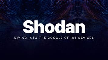Shodan: Diving into the Google of IoT Devices