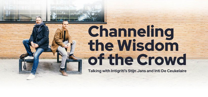 Channeling the Wisdom of the Crowd: Talking with Intigriti's Stijn Jans and Inti De Ceukelaire.