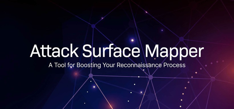 Attack Surface Mapper - A Tool for Boosting Your Reconnaissance Process.
