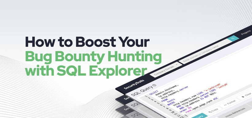 How to Boost Your Bug Bounty Hunting with SQL Explorer.