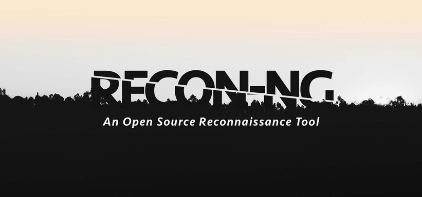 Recon-ng: An Open Source Reconnaissance Tool.