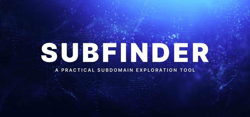 Subfinder: A Practical Subdomain Exploration Tool.
